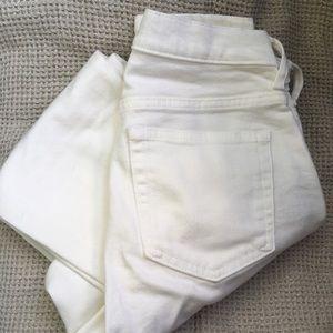 Everlane High Waist Jeans